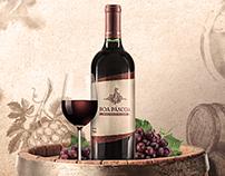 Vinho Boa Páscoa | Anúncio