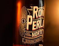 Perla del Norte Rum | Label Design