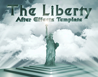 Statue of The Liberty After Effects Template
