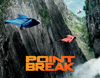 Point Break - facebook editorial plan