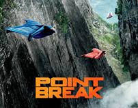 Point Break - facebook editorial plan