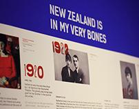 In My Very Bones - Exhibition Design