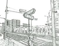 Mejiro St. × Yamate St.