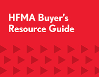 HFMA : 2016 Buyer's Resource Guide