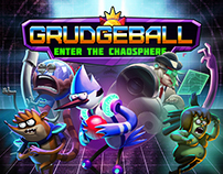 Regular Show / Grudgeball: Enter the Chaosphere