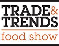 Trade & Trends Food Show Logo