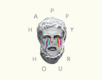 Happy Hour - Wine Packaging
