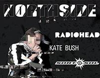 NorthSide festival poster