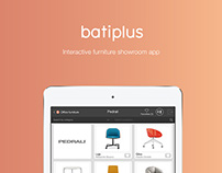 Batiplus - Showroom app