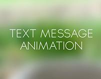 MESSAGING ANIMATION