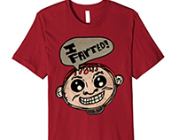 I Farted. The epic t-shirt.