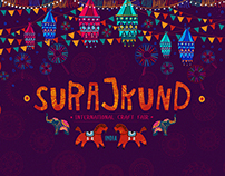 ''Surajkund'' International Craft Fair