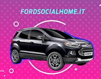 Ford - FORDSOCIALHOME - Spot