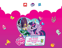 My Little Pony-SS5 Launching