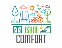 ISANI COMFORT BRANDING
