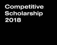 Danny Varillas Competitive Scholarship 2018