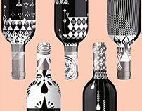 Design Revisit: Liquor Bottle Patterns