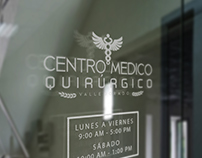 CENTRO MEDICO © | GRAPHIC DESIGN