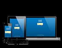 SAC Sistema de Alojamiento Compartido UI&UX