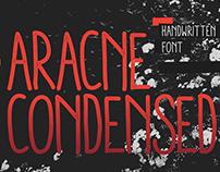 ARACNE CONDENSED — typeface