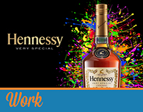 Hennessy ART IN THE MIX Events