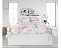 Bedding Mockup Set