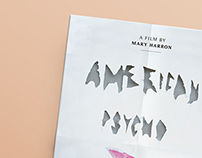 American Psycho Movie Posters