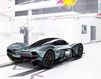 Christoffer Rudquist - Aston Martin AM-RB 001