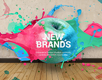 Splashes Creative Agency HTML Template