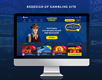 Gold Cup / Site & mobile app