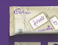 Cadbury Chocolate Bar - Packaging