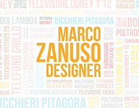 Marco Zanuso Designer Exhibition | Visual Identity