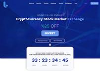 LidyaCoin ICO Site