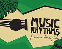 Music Rhythms From Brazil