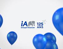 iA Groupe Financier - 125 ans