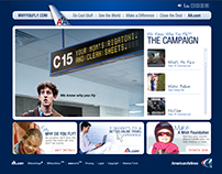 American Airlines - WhyYouFly Campaign