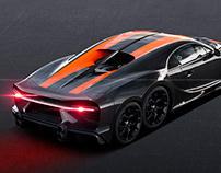 Bugatti Chiron SS 6x6