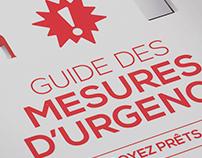 Guide des mesures d'urgence - Ville de Saint-Eustache