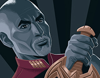 Star Trek TNG: Mirror Broken Series