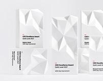 CEO Excellence Award for ABB