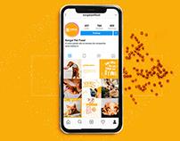 Sorgal Pet Food | social media content