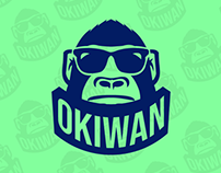 Okiwan Twitch Channel Logo/Avatar