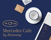 Mercedes Cafe by Hansung BI Design