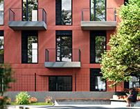 Sprzeczna 4 - Architectural Visualization
