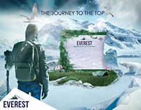 Everest Teasing Campaign