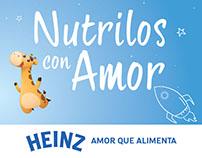Campaña Shopper Colados Heinz