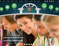 MSE School Website Layout