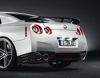 Nissan GT-R | CGi | 3D Render