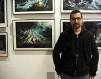 Francois Baranger French Paper Gallery, Paris 17.10.19