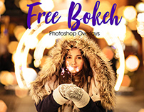 10 Free Bokeh Overlays for Photoshop